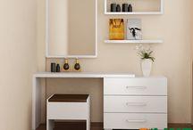 Phòng ngủ đẹp / Thiết kế phòng ngủ đẹp dựa trên các yêu tố về đường nét, kiêur dáng, màu sắc và vật liệu