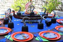 Party Ideas - Pirate / Peter Pan / by Michelle Ekrut