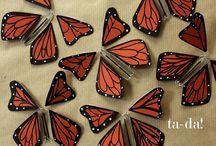 Amazing Monarch crafts!