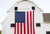 Old Glory / by Chrissy Covington