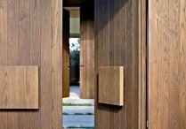 wood exterior doors