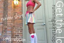 The Running Skirt Shop / www.runningskirtshop.co.nz