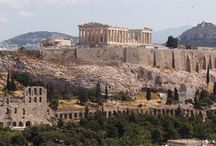 Acropoli di Atene. / L'acropoli di Atene si può considerare la più rappresentativa delle acropoli greche. Analisi dei suoi punti principali.