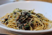 Food: Pasta and Rice Dishes