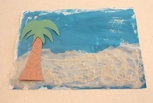 beach themed stuff