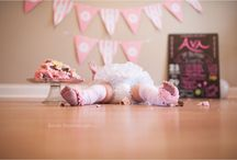 Evie's 1st Birthday / by Kellie P