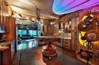 Steampunk Interiors