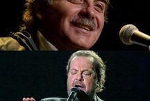 «Δεν πάει άλλο πιο κάτω» τραγουδούν μαζί Γιάννης Πάριος και Μπάμπης Τσέρτος!