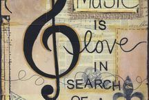 Music is  my life ! :):*<3