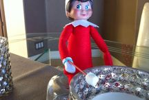 Elf on the shelf / by Nicole Fritsche Songy
