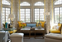 my YELLOW / by Wolfe Design House