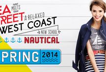 Spring 2014 Old Navy / Spring 2014 Old Navy Collection
