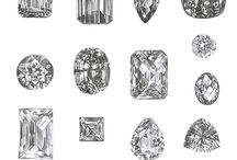 Jewelry Illustrations