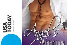 Angel's Addiction / Random pics about my new release.