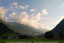 Antholzertal / Naturpark Rieserferner-Ahrn (Italien) / by Schöne Bergtouren - Das Bergsportportal