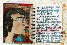 Art Journal / by CathArine Romero