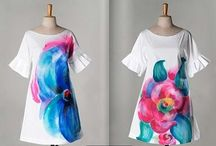 ropa pintada