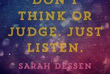 Just Listen -Sarah Dessen