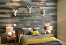 Basement ideas for 2941 / Inspiration for redecorating our outdated basement