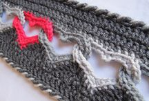 Crochet Stitch / by Tovi Burch