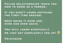 Coach Trixtaria Quotes / Sharing my humour, opinions, personal development, inspiration, motivation and knowledge.