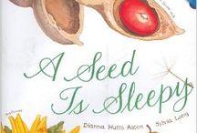 book nook: A Seed is Sleepy
