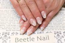 BRIDAL nail / ブライダルネイル by Beetle NAIL