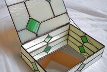 cajas de vitrales