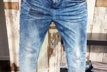 İndigo denim