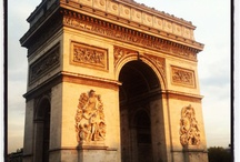 Paris and the rest of France / by Places in Paradise Travel