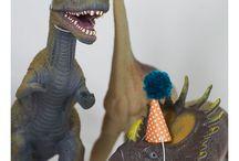 Fiesta de Dinosaurios / Ideas y artículos para que organices tu fiesta de Dinosaurios.
