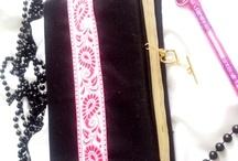 couvre-coran / protège-coran , couvre-livre, pochettes hand made