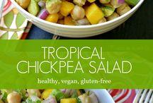 Vegan Recipes with Chickpeas