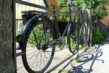 bikes - as furniture