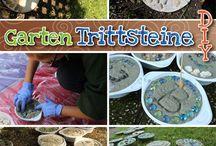 Garten - Trittsteine