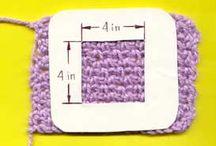* Knit tips -Astuces pour le tricot * / <3  All the tips for easy knitting - Toutes les astuces pour nous faciliter le tricot <3