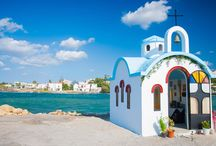 Crete / Sandy beaches, seafront tavernas, ancient palaces and neon nightlife – this sun-soaked island has the lot. It's a place of delectable cuisine, too, from your standard cheese and olives to local wine, honey-covered goods and freshly caught fish. Snaffling food almost goes in tandem with uncovering Minoan history.
