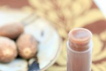 Lip gloss / Fun and easy homemade lip gloss