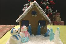 Staff Gingerbread House Contest!