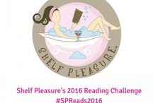 Shelf Pleasure's 2016 Reading Challenge