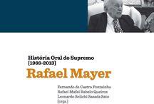 História Oral do Supremo / by FGV - Fundação Getulio Vargas