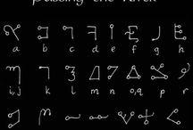 Alphabets&symbols