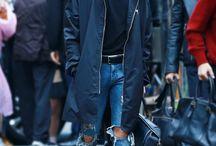 Minimalist boy style / Inspired by k-pop idols