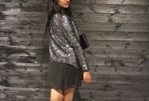 Ila Johari at ONLY / Party looks for this season