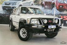 Nissan Patrol SUV's