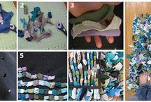 Dedos verdes / (Naturaleza, Reciclar y ECO-nomizar) / by Kia de Córdova (Kiabeht)