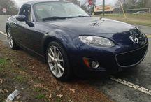 2010 Mazda Mazda MX-5 Miata Touring Convertible For Sale in Durham NC