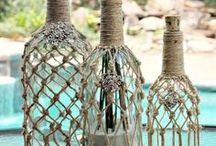 wine bottle ctafts