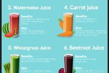 Smoothies,juice