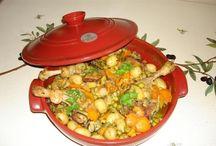 Cuisine d'ailleurs / Cuisiner des legumes